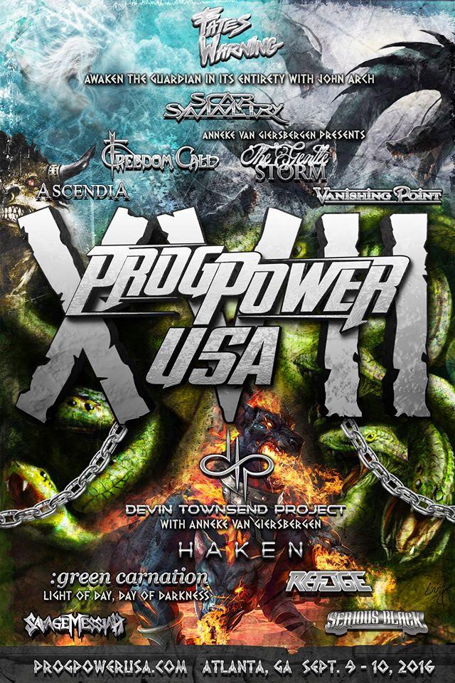 PowerProg USA XVII 2016